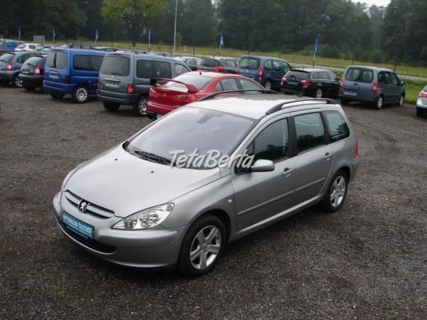 Peugeot 307 16/16V,kombi,climatronik, foto 1 Auto-moto, Automobily | Tetaberta.sk - bazár, inzercia zadarmo