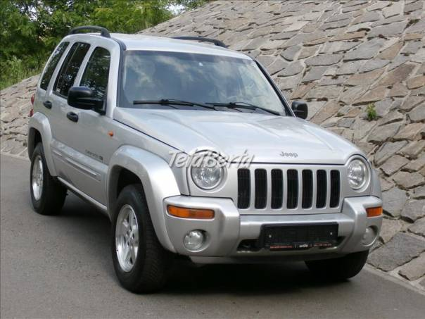 Jeep Cherokee 2.8CRDi LIMITED, foto 1 Auto-moto, Automobily | Tetaberta.sk - bazár, inzercia zadarmo