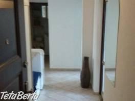 Prenájom 3 izbového čiastočne zariadený byt v tichej lokalite na Mesačnej ul. v Ružinove.