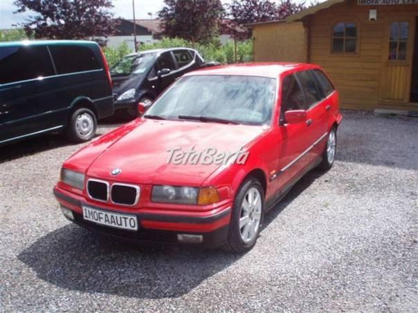 BMW Řada 3 318tds, foto 1 Auto-moto, Automobily | Tetaberta.sk - bazár, inzercia zadarmo
