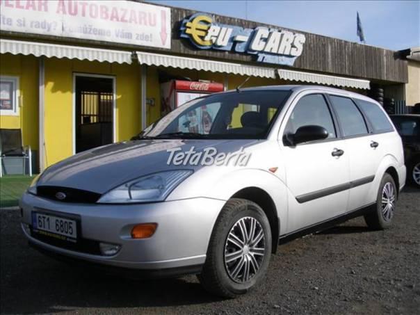 Ford Focus 1,8 TDDi,  KLIMA,TAŽNÉ ZAŘÍZEN, foto 1 Auto-moto, Automobily | Tetaberta.sk - bazár, inzercia zadarmo