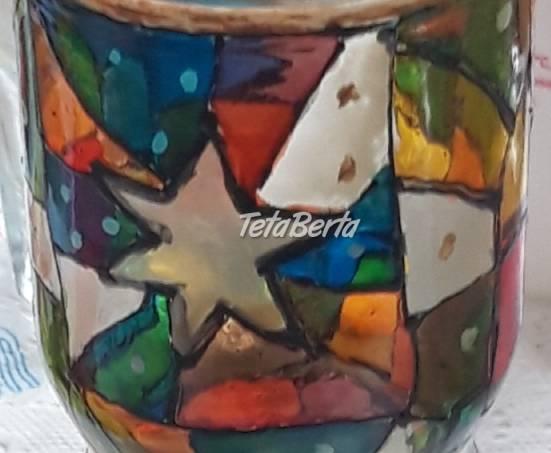 Malovanu vazu, foto 1 Dom a záhrada, Záhradný nábytok, dekorácie | Tetaberta.sk - bazár, inzercia zadarmo