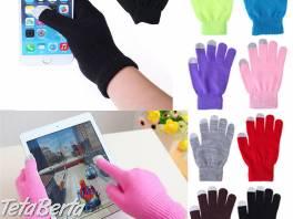 Dotykové rukavice pre smartfóny , Elektro, Príslušenstvo  | Tetaberta.sk - bazár, inzercia zadarmo