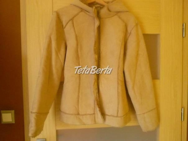 Predám bundu v imitácii jelenicovej kože, foto 1 Móda, krása a zdravie, Oblečenie   Tetaberta.sk - bazár, inzercia zadarmo