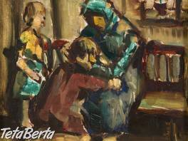 Poaukčný predaj výtvarných diel , Hobby, voľný čas, Umenie a zbierky  | Tetaberta.sk - bazár, inzercia zadarmo