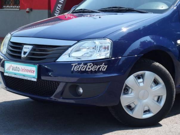 Dacia Logan 1.6i 7 míst, foto 1 Auto-moto, Automobily | Tetaberta.sk - bazár, inzercia zadarmo