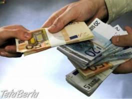 Súkromné peniaze úver Ponuka najmä , Obchod a služby, Financie  | Tetaberta.sk - bazár, inzercia zadarmo
