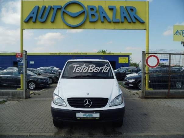 Mercedes-Benz Vito 115CDi 2,2 110kw 4x4 XL, foto 1 Auto-moto, Automobily   Tetaberta.sk - bazár, inzercia zadarmo