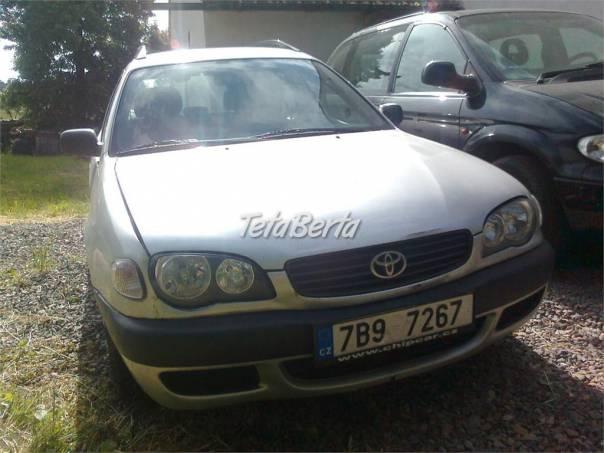 Toyota Corolla 2,0 D4D, foto 1 Auto-moto, Automobily | Tetaberta.sk - bazár, inzercia zadarmo