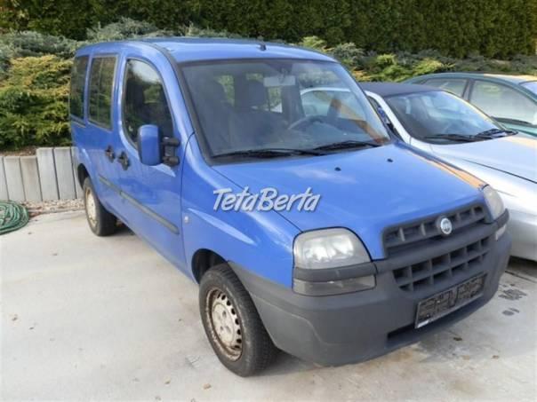 Fiat Dobló 1.2i tel :, foto 1 Auto-moto | Tetaberta.sk - bazár, inzercia zadarmo