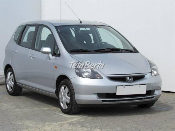 Honda Jazz  1.2, klimatizace, foto 1 Auto-moto, Automobily | Tetaberta.sk - bazár, inzercia zadarmo