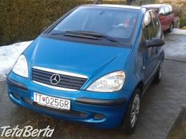 Mercedes A trieda 170 CDI Classic , Auto-moto, Automobily  | Tetaberta.sk - bazár, inzercia zadarmo