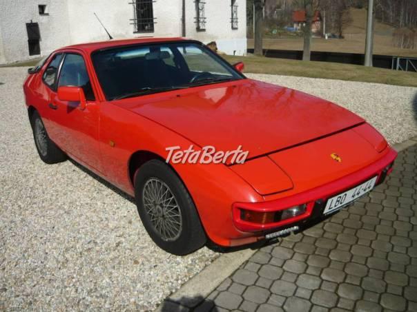 Porsche 924 , foto 1 Auto-moto, Automobily | Tetaberta.sk - bazár, inzercia zadarmo