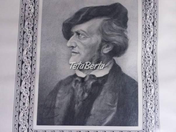 Richard Wagner - Tannhäuser - skladby s Notami pre klavír, foto 1 Hobby, voľný čas, Film, hudba a knihy | Tetaberta.sk - bazár, inzercia zadarmo