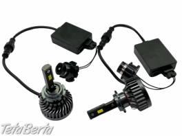 LEDxenón žiarovky D2S, D1S, D3S, D4S, D5S, DLS 5000lm, 12/24V, farba svetla biela 6000K, Plug & Play, Can-Bus , Náhradné diely a príslušenstvo, Automobily  | Tetaberta.sk - bazár, inzercia zadarmo