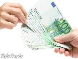 Pôžička bez registra alebo s registrom. , Obchod a služby, Financie    Tetaberta.sk - bazár, inzercia zadarmo