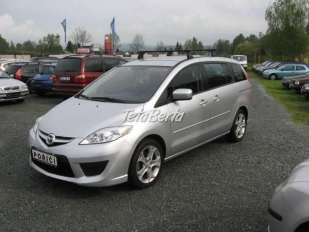 Mazda 5 2.3 Sport 6 Míst, foto 1 Auto-moto, Automobily | Tetaberta.sk - bazár, inzercia zadarmo