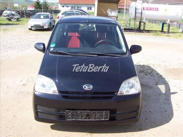 Daihatsu Cuore 1.0i klima serviska, foto 1 Auto-moto, Automobily | Tetaberta.sk - bazár, inzercia zadarmo