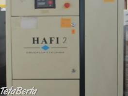 Zánovný skrutkový kompresor HAFI V2-22L08S , Obchod a služby, Stroje a zariadenia  | Tetaberta.sk - bazár, inzercia zadarmo
