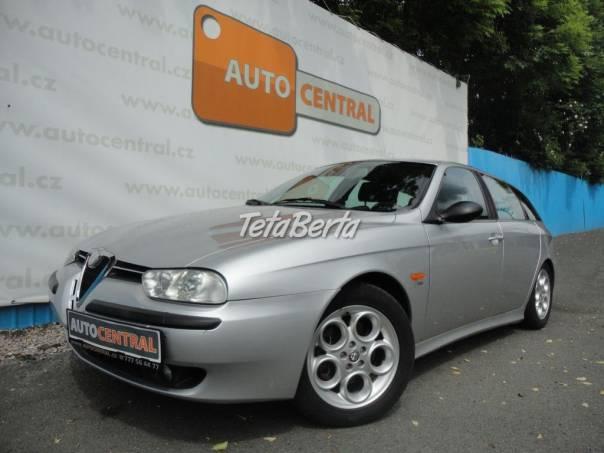 Alfa Romeo 156 2.0Ts Sportwagon,klima, foto 1 Auto-moto, Automobily | Tetaberta.sk - bazár, inzercia zadarmo