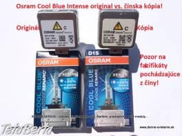 Osram Cool Blue Intense D1S 6000K 35W 12V, 24V 85V, xenónová výbojka biela. , Náhradné diely a príslušenstvo, Automobily  | Tetaberta.sk - bazár, inzercia zadarmo