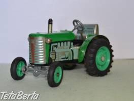 Predam plechovy traktor KOVAP , Hobby, voľný čas, Umenie a zbierky  | Tetaberta.sk - bazár, inzercia zadarmo