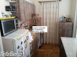 Prenájom 1,5 izbového bytu na Banšelovej ulici , Bratislava - Trnávka , Reality, Byty  | Tetaberta.sk - bazár, inzercia zadarmo