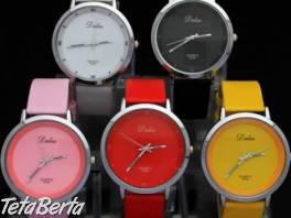 Elegantné hodinky v pastelových farbách , Móda, krása a zdravie, Hodinky a šperky  | Tetaberta.sk - bazár, inzercia zadarmo