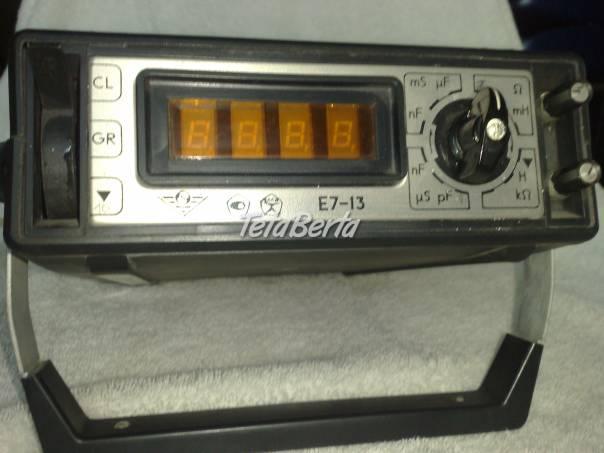 RLC MOST továrenský, foto 1 Elektro, Meracie prístroje | Tetaberta.sk - bazár, inzercia zadarmo