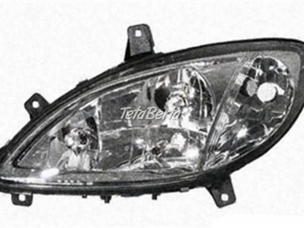 Mercedes-Benz Vito Prodám díly na Mercedes Vito, Viano 03-10, foto 1 Auto-moto | Tetaberta.sk - bazár, inzercia zadarmo