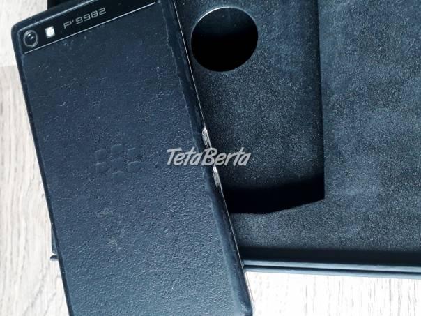 Blackberry Porsche design, foto 1 Elektro, Mobilné telefóny | Tetaberta.sk - bazár, inzercia zadarmo