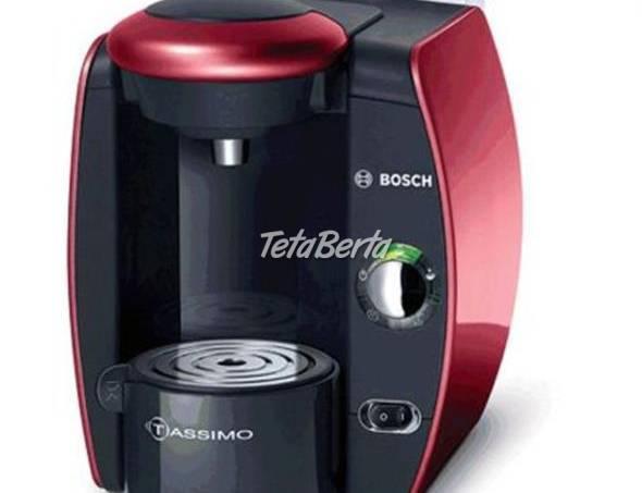 74b7251de Predám kávovar Tassimo Bosch ako new výhodne | Tetaberta.sk - bazár,  inzercia zadarmo