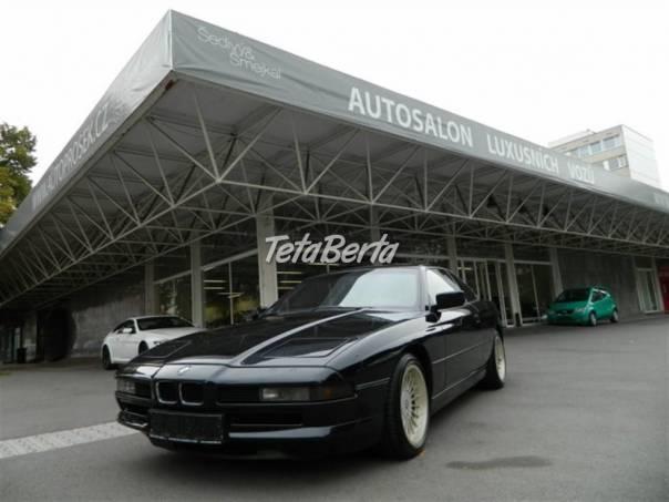 BMW Řada 8 850i, foto 1 Auto-moto, Automobily | Tetaberta.sk - bazár, inzercia zadarmo