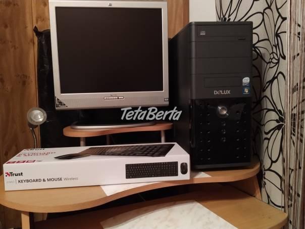 Predám PC Intel Core 2 Duo 2 x 2,6 GHz , foto 1 Elektro, Počítačové zostavy | Tetaberta.sk - bazár, inzercia zadarmo