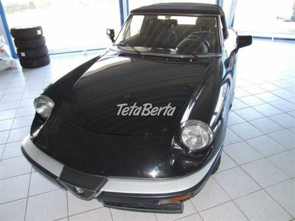 Alfa Romeo Spider , foto 1 Auto-moto, Automobily | Tetaberta.sk - bazár, inzercia zadarmo