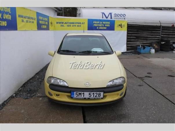 Opel Tigra 1,4 i KLIMA, foto 1 Auto-moto, Automobily | Tetaberta.sk - bazár, inzercia zadarmo