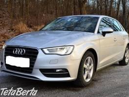 Audi A3 Sportback,  2013 , Auto-moto, Automobily  | Tetaberta.sk - bazár, inzercia zadarmo