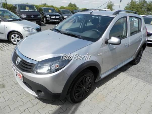 Dacia Sandero 1.5 DCi STEPWAY, 1. MAJITEL, foto 1 Auto-moto, Automobily   Tetaberta.sk - bazár, inzercia zadarmo
