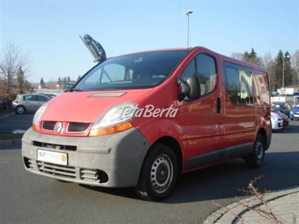 Renault Trafic 1,9 dCi  6 míst, foto 1 Auto-moto, Automobily | Tetaberta.sk - bazár, inzercia zadarmo