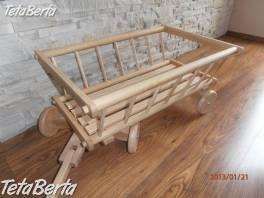 Vozik - rebrinak , Dom a záhrada, Záhradný nábytok, dekorácie  | Tetaberta.sk - bazár, inzercia zadarmo