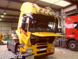 Iveco  Stralis AT 440 - nádrž hydrauliky