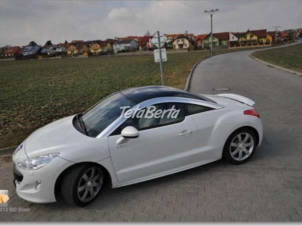 Peugeot RCZ 200 HP TOP stav TOP cena, JAKO NOVY, foto 1 Auto-moto, Automobily | Tetaberta.sk - bazár, inzercia zadarmo