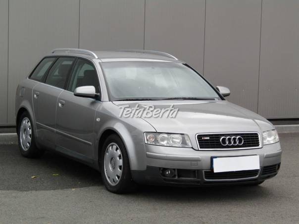 Audi A4  2.5 TDi, foto 1 Auto-moto, Automobily | Tetaberta.sk - bazár, inzercia zadarmo