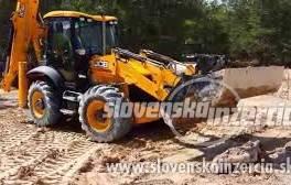 minibager traktorbager kontajner caterpillar jcb vtrak kladivo , Obchod a služby, Stroje a zariadenia  | Tetaberta.sk - bazár, inzercia zadarmo