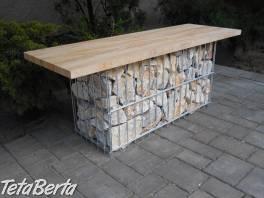 Bez údržbový záhradný stôl a lavica , Dom a záhrada, Záhradný nábytok, dekorácie  | Tetaberta.sk - bazár, inzercia zadarmo