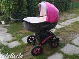 Predám kočík pre dievčatko 3 kombinácia  , Pre deti, Kočíky  | Tetaberta.sk - bazár, inzercia zadarmo