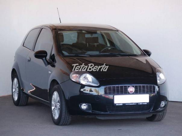 Fiat Grande Punto 1.2 i, foto 1 Auto-moto, Automobily   Tetaberta.sk - bazár, inzercia zadarmo