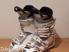 Predám dámske lyžiarky Salomon , Hobby, voľný čas, Šport a cestovanie  | Tetaberta.sk - bazár, inzercia zadarmo