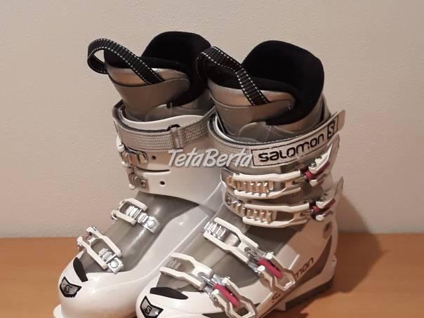 Predám dámske lyžiarky Salomon, foto 1 Hobby, voľný čas, Šport a cestovanie | Tetaberta.sk - bazár, inzercia zadarmo