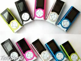 MP3 s LCD displejom, LED svetlom a reproduktorom ! , Elektro, MP3, audio    Tetaberta.sk - bazár, inzercia zadarmo